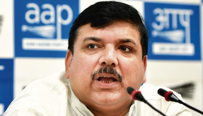 Cong cant be considered competitor in upcoming Delhi polls: Sanjay