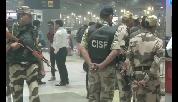 Bag with suspected RDX contents found at Delhi airport, security tightened
