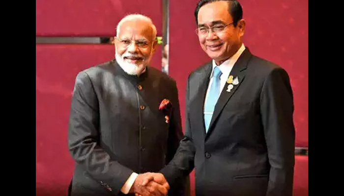 India, Thailand decide to boost defence cooperation
