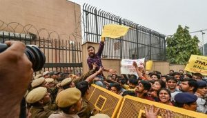HRD Ministry appoint committee to restore normal functioning of JNU