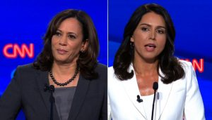 US: Kamala Harris, Tulsi Gabbard spar at Democratic presidential debate