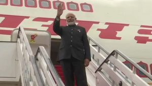 PM Modi leaves for Delhi after completing 'very productive' BRICS Summit