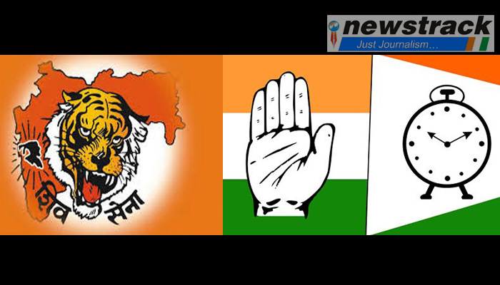 Sena-NCP-Cong combine has support of 165 MLAs: Raut