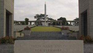 R'nath Singh visits Kranji War Memorial in Singapore