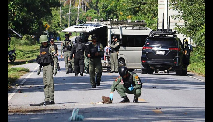 Atleast 15 killed in suspected rebel attacks in Thailands south