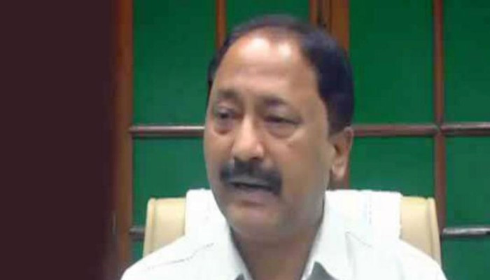 Maha Guv is BJP agent, must be sacked: UP Cong leader