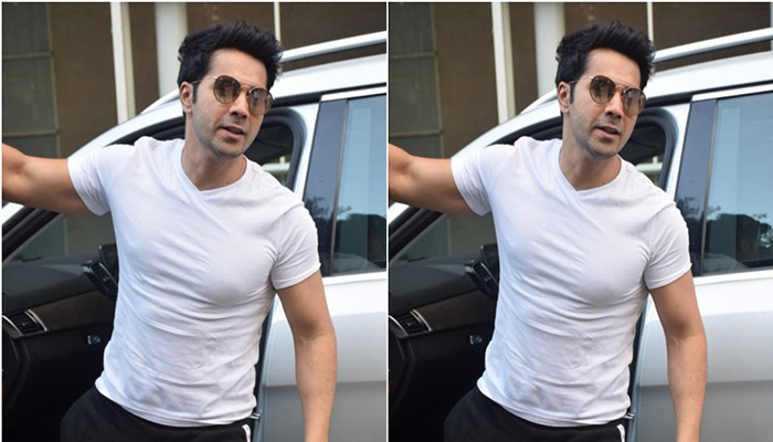 Varun Dhawan ESCAPES unhurt after stunt goes wrong during the shoot of Coolie No 1