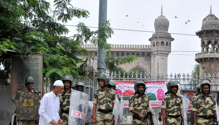 Aligarh DM sounds red alert, heavy security deployed in view of Friday prayers