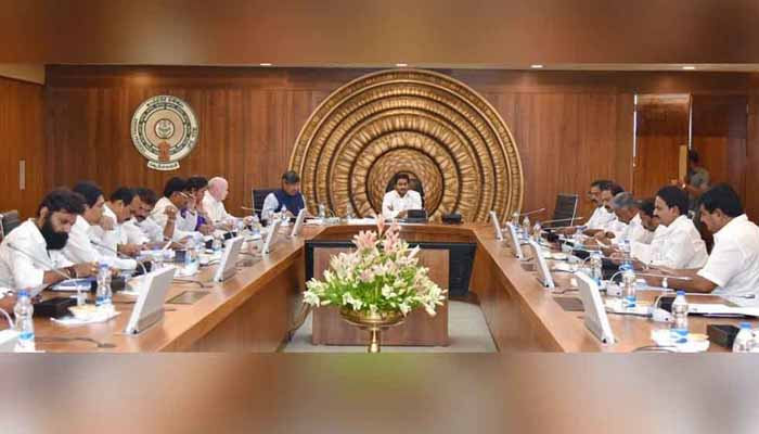 AP cabinet struggles to decide state capital; may favor 3 capitals proposal