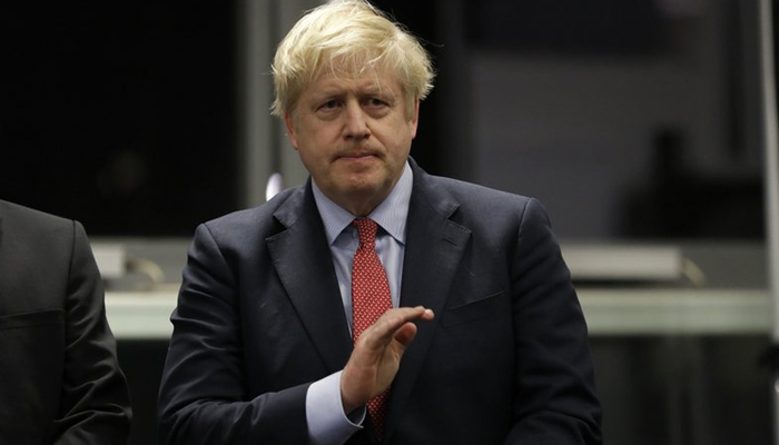 Britains Johnson vows to repay trust of opposition voters