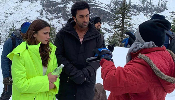 This is what Alia has to say about delayed schedule of Brahmastra!