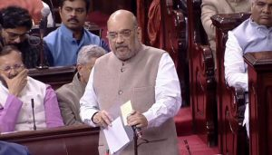 RS passes CAB; Shah says Indian Muslims have nothing to fear; Sonia terms it 'dark day'