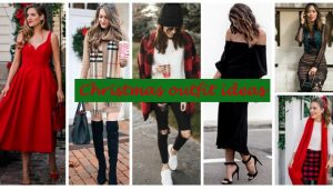Ho Ho Ho! Here's how you can dress up perfectly this Xmas