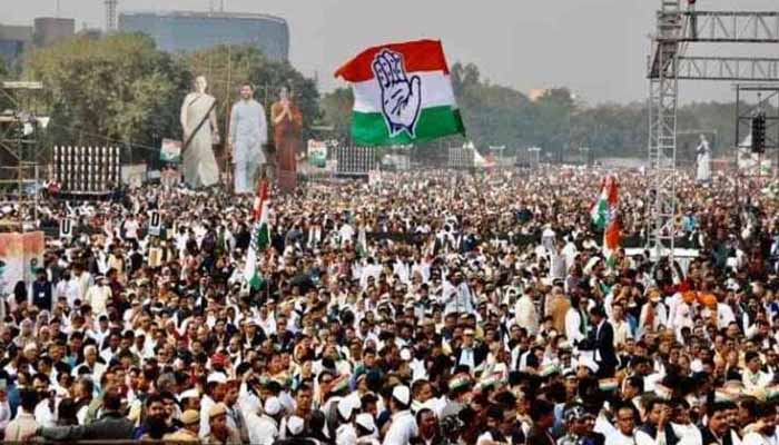 Cong takes out Maha rally in Kerala demanding suspension of CAA