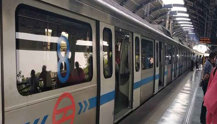 Protest against CAA, gates of 14 Delhi Metro stations closed