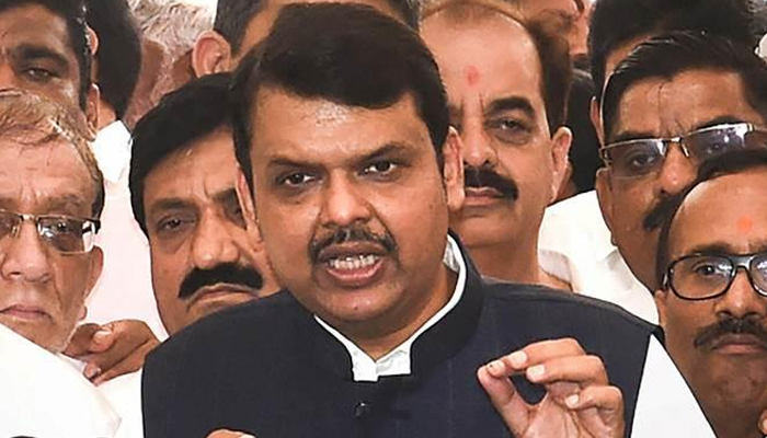 Non-disclosure of cases: Fadnavis seeks exemption from appearance