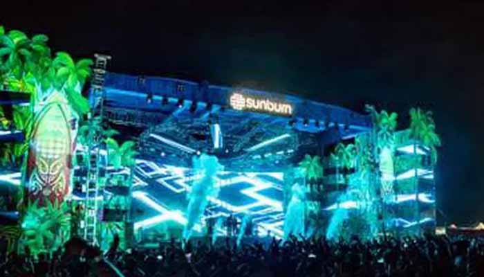 Goa: Another tourist dies after collapsing at Sunburn festival