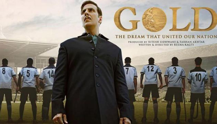 Akshay Kumars sport drama Gold now to release in China   Read