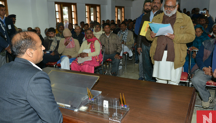 Himachal govt committed to rehabilitation of Pong Dam oustees: CM
