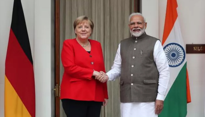 India, Germany vow to strengthen global cooperation in combating terror