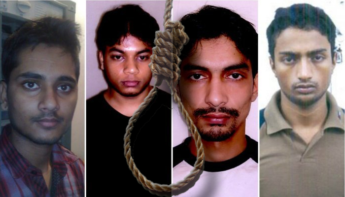 Four convicts of 2008 Jaipur blasts case awarded death penalty