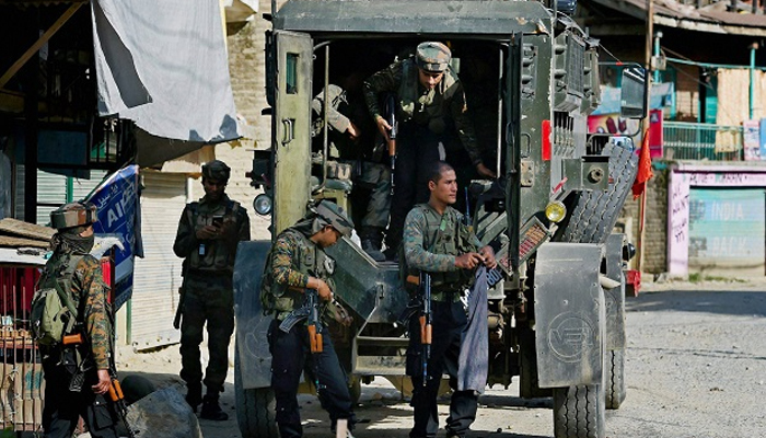 No study on cost of forces deployment in JK post Art370 abrogation: Govt