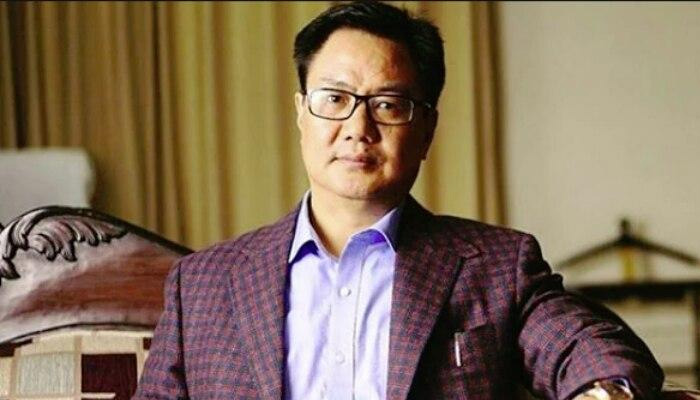 Rijiju expects best-ever haul in Tokyo, but sets sights on 2028 Olympics