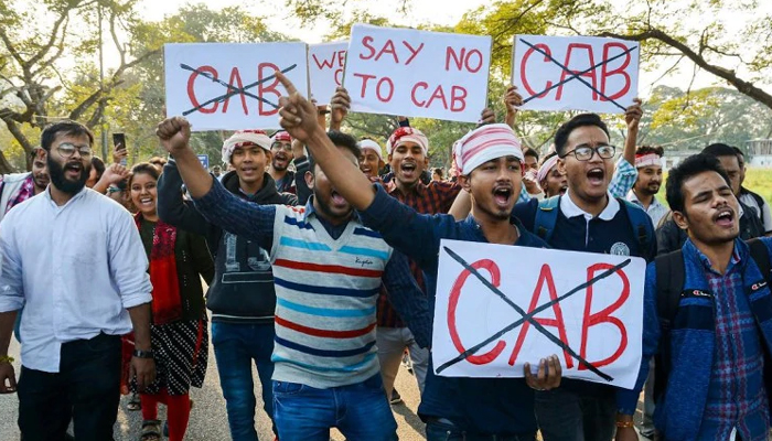 Around 42 Jamia students detained briefly during anti-CAB protest
