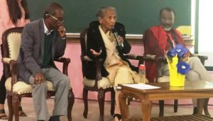 Social worker and wife of Assam's ex-CM Minoti Riba dies at 83