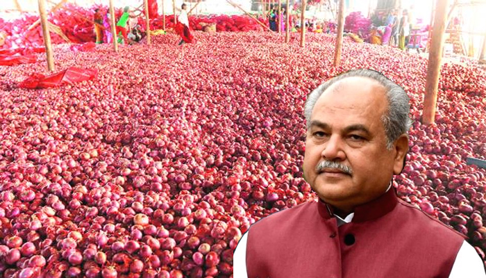 Shortfall in production behind onion price rise: Agriculture Minister