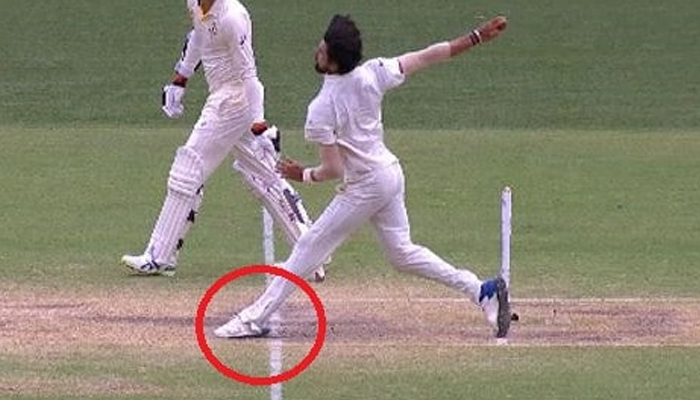 Only third umpire to call front foot 'no balls' in Ind-WI series: ICC