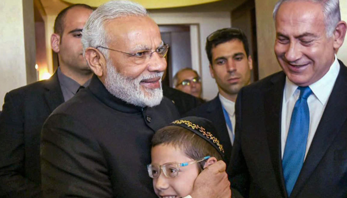 Israeli survivor of Mumbai attacks touched by Modis message