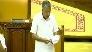 Kerala Chief Minister tables anti-CAA resolution in Assembly