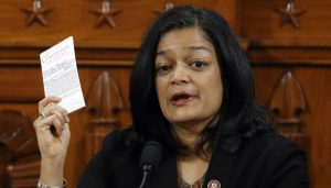 Jayapal one of US lawmakers to meet Jaishankar without Engel's approval