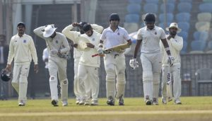 Day-4 of Ranji Trophy game in Assam suspended due to curfew over CAB