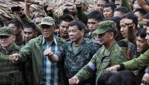 Duterte to end martial law in Philippine south after two years