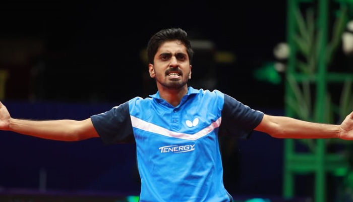 Year of many firsts for Sathiyan as he takes over the mantle from Sharath