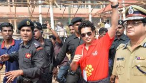 Security cover for Sachin reduced, Aaditya Thackeray gets an upgrade