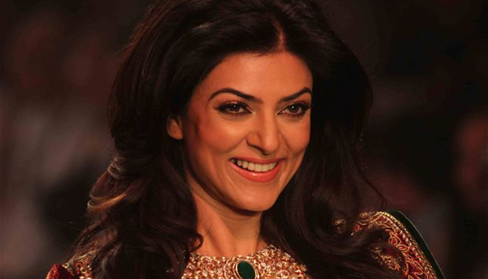After long 10-years Sushmita once again all set to rock Bollywood!