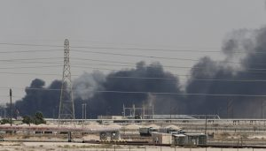 Syria says possible drone attacks hit three oil, gas facilities
