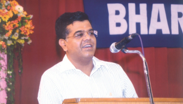 T V Somanathan appointed Expenditure Secy, Ravi Mittal I&B Secy