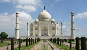 Ticket prices to view Taj Mahal from vantage point increased