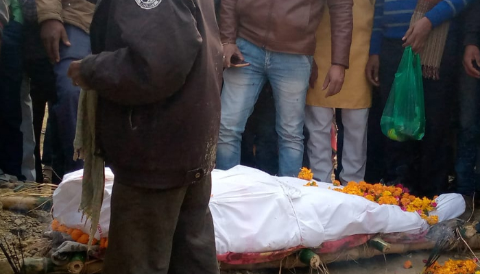 Unnao rape victim laid to rest besides grandparents in ancestral village