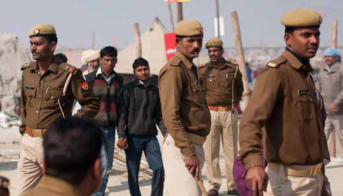 BJP leader slams UP Police for crime situation in Lucknow