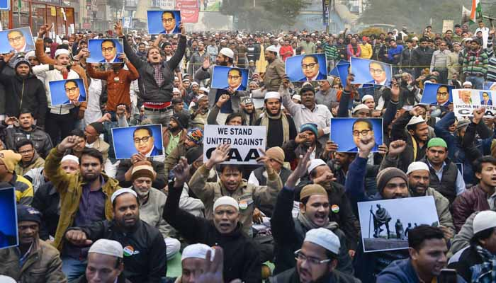 Paramilitary forces, drones keep vigil in UP for Friday prayers