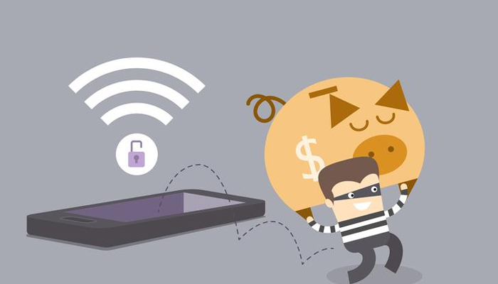 Alert! Dont risk your Data while using public Wi-Fi   Know how