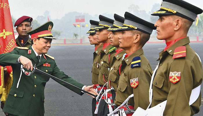 A total of 91 cadets commissioned as Army officers from Gaya academy