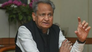 BJP's negative thoughts leading to its fall: Ashok Gehlot