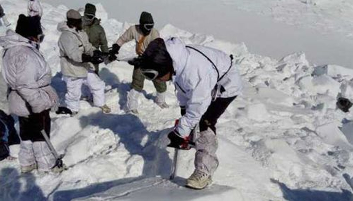 Bodies of 2 soldiers killed in avalanche to be brought to Rajasthan today