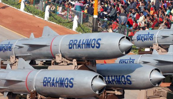 BrahMos missile successfully test-fired from Odishas Chandipur